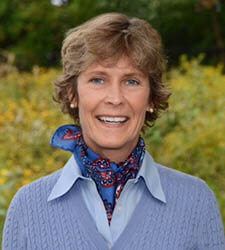 Photo of Lynn Lillard Jessen, member of the Montessori leadership team at Forest Bluff School