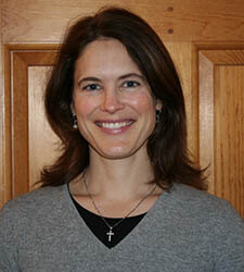 Photo of Paula Lillard Preschlack, member of the Montessori leadership team at Forest Bluff School
