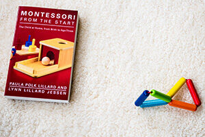 The book Montessori from the Start