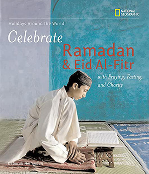 Cover image of National Geographic book about Ramadan and Eid